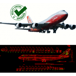 Boeing 747-8 - DXF - 1:10...
